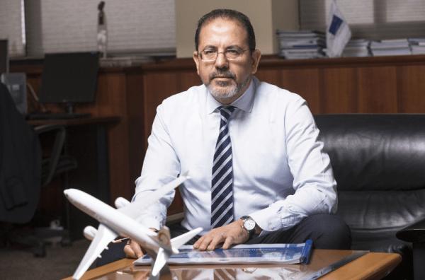 Zouhair Mohammed El Aoufir, Directeur Général de l'Office National  Des Aéroports (ONDA),