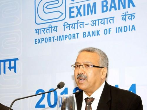 Yaduvendra Mathur, PDG d'Exim Bank