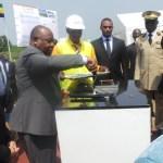 Le cimentier Cimaf ouvre au Gabon