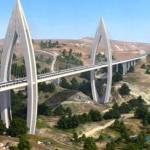 Maroc : Le Roi Mohammed VI inaugure un des plus longs ponts à haubans d'Afrique