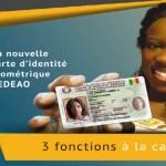 CEDEAO: Ce qu'il faut savoir de la Carte biométrique