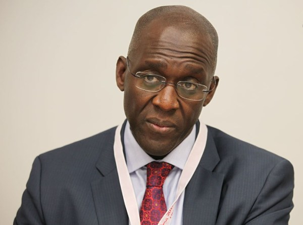 Makhtar Diop, le vice-président de la banque Mondiale en charge de la région Afrique