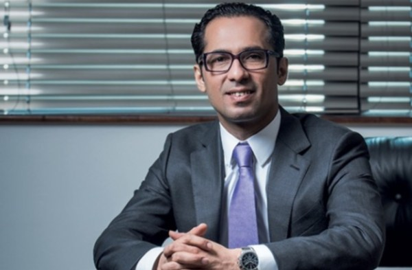 Tanzanien Mohammed Dewji , CEO de MeTL