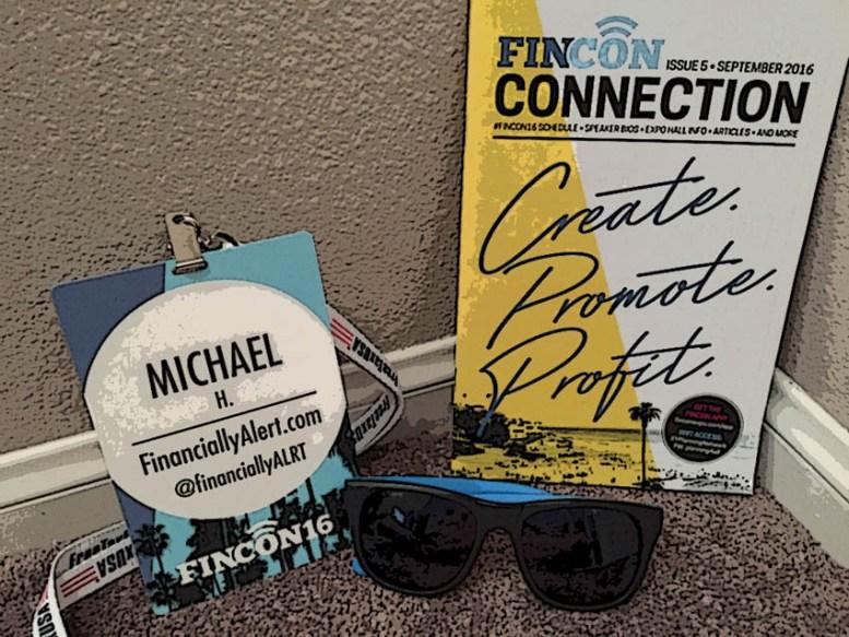 FinCon 16 Financially Alert