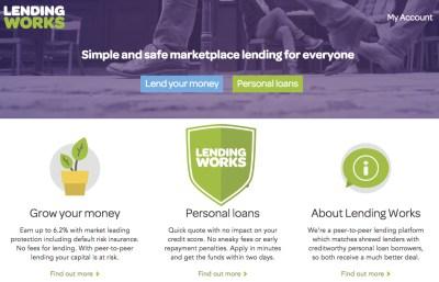 Lending Works Review - My Unbiased Peer To Peer Lender Review