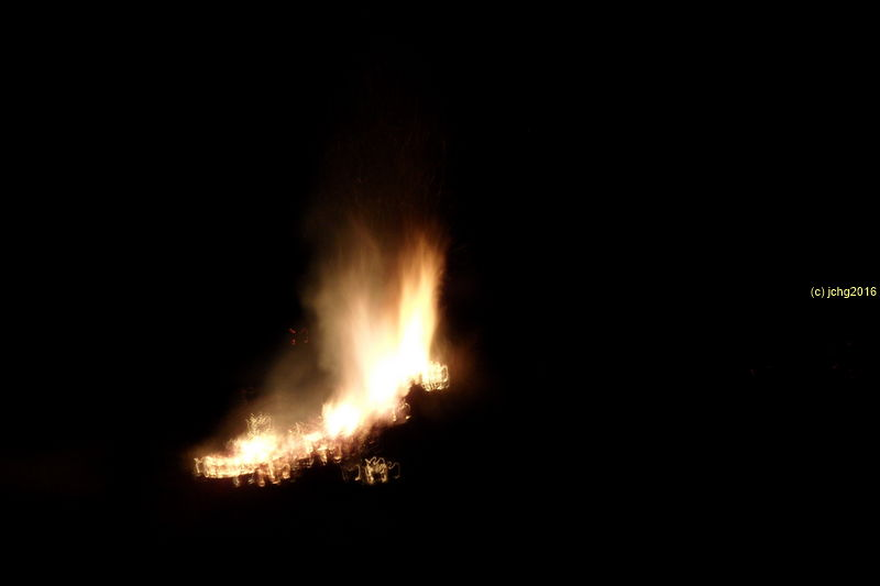 Osterfeuer 26.03.16