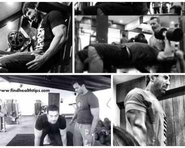 John Abrhaham Workout Routines