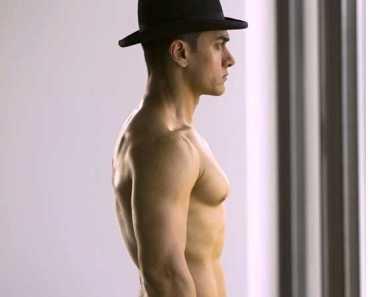 Aamir Khan Body Building