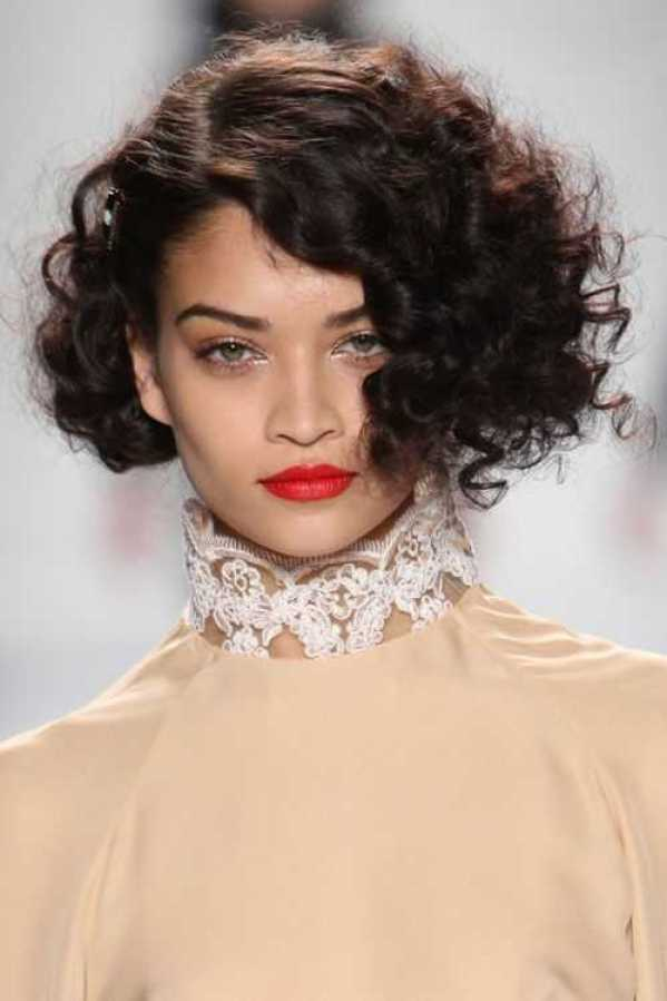 Comb Curly Hair Women