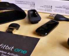 Fitbit One Activity and Sleep Tracker