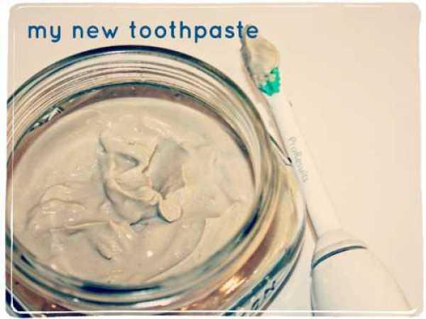 White Clay Toothpaste