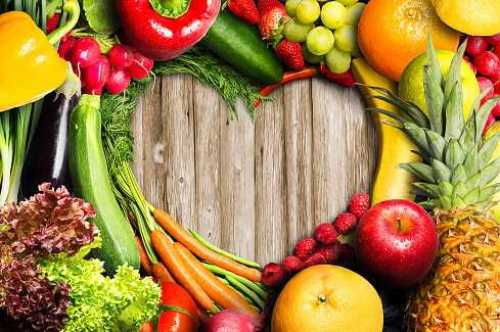 Nutrient content in vegetarian diet