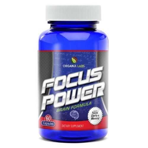 Focus Power Brain Supplement