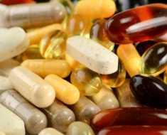 Hair Vitamins Supplements