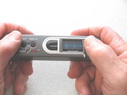 ChoiceMMed MD100A12 Pen Style Mini ECG Monitor