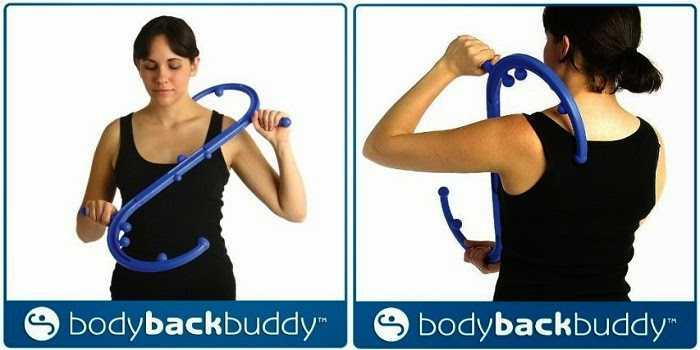 Body back buddy self massage tool