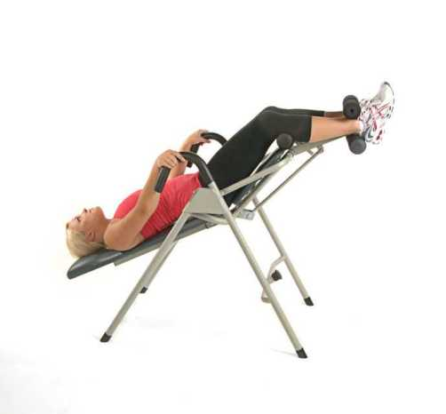 Stamina Assisted Pro Inversion Table