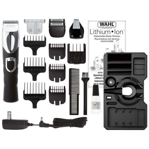 WAHL 9854-600 Lithium Ion All in One Beard Trimmer