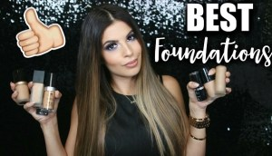 best foundations 2016
