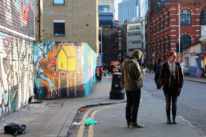 shoreditch street