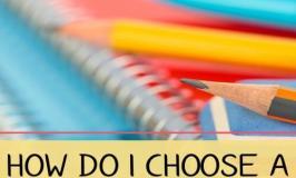 How do I Choose a Curriculum?