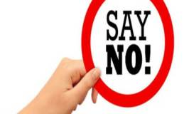 Learning to Say NO! Choose Joy Challenge