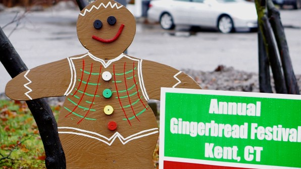 Gingerbread Festival, Kent, CT