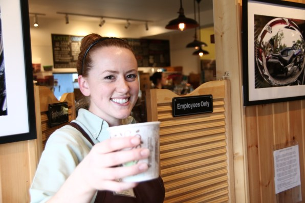 Jess from Kent Coffee and Chocolate