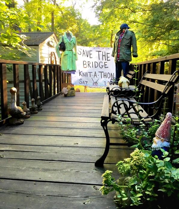 Stars Hollow Knit-a-thon: Save the Bridge