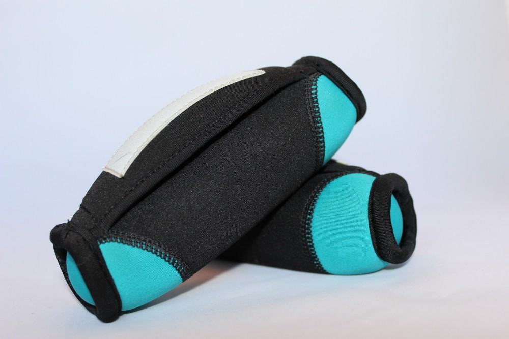 hand weights, blue hand weights for walking