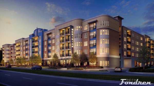 """""""Our signage will be unbelievable and so prominent,"""" Speed says of the art deco, lighted pieces. """"We believe it will advance the urbanization of the Lakeland corridor."""" 