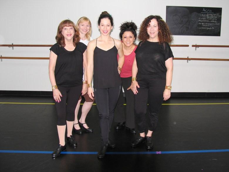 FWE - tap dancing 061316 group