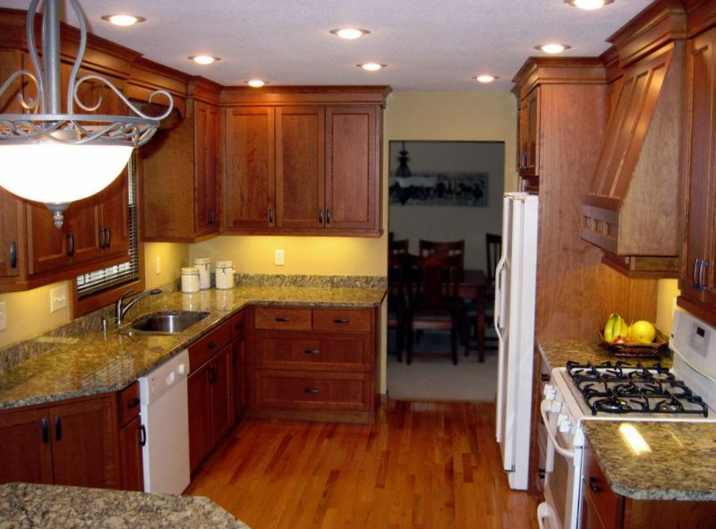 Large Of Cherry Kitchen Cabinets