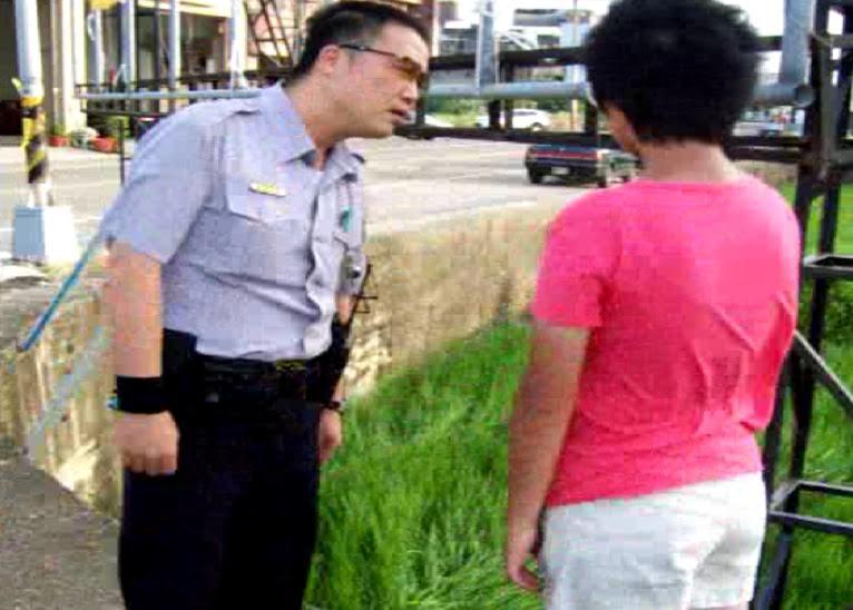M-police人臉辨識 警助失智少女回家