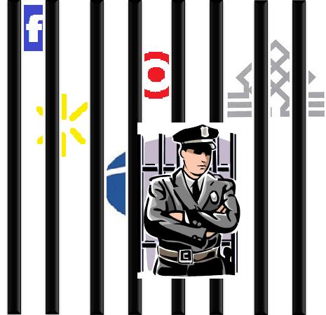 Big Brands Behind Bars