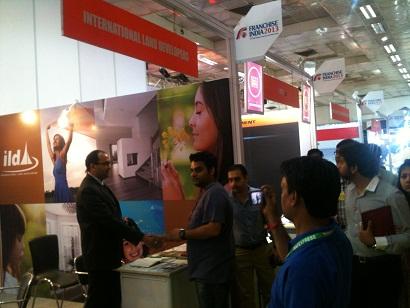 Franchise India 2013 Real Estate Exhibits