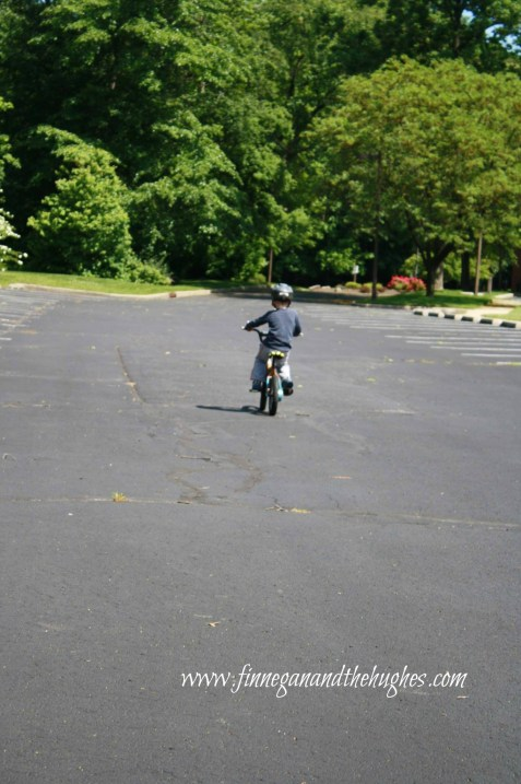 Riding Two Wheels