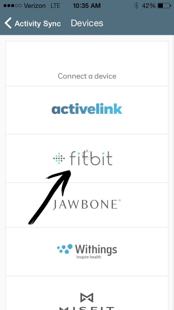 how to find fitbit username