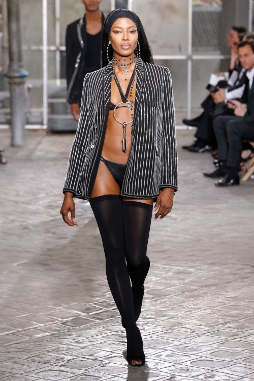 Paris Men's Fashion Week Spring/Summer 2016 - Givenchy - Catwalk