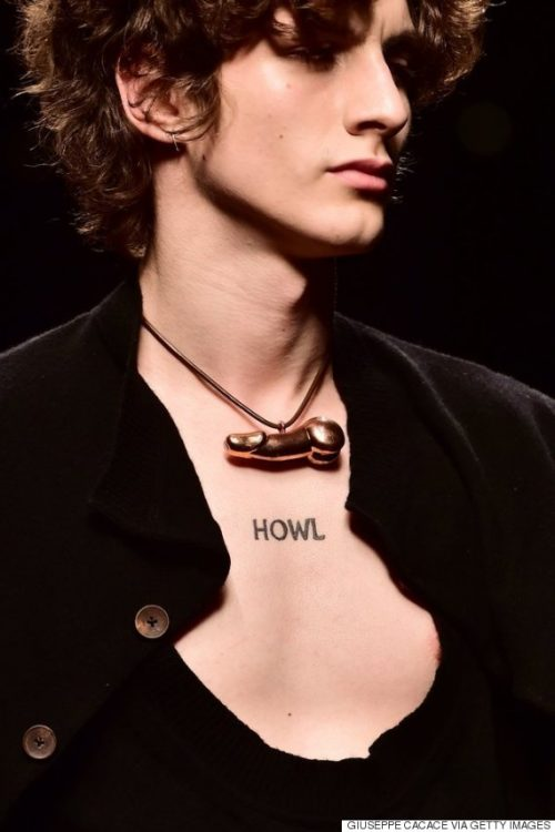 FASHION-ITALY-MEN-VIVIENNE WESTWOOD