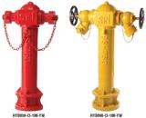 pillar-hydrant