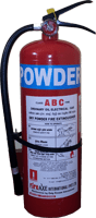 9Kg Dry Powder Powder Fire Extinguisher