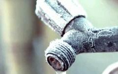 Publiacqua: proteggete i contatori e i rubinetti dal gelo, per evitare rotture e dispersioni