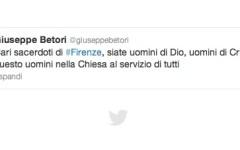 L'arcivescovo Betori arriva su Twitter