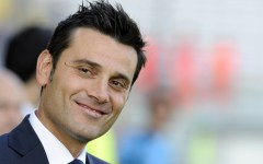 Montella: «Resto alla Fiorentina». L'annuncio al momento giusto