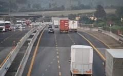 Toscana, ok alla terza corsia Incisa-Valdarno dell'autostrada A1