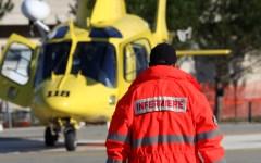 Cerreto Guidi, operaio cade da un'impalcatura: ricoverato in gravi condizioni a Careggi