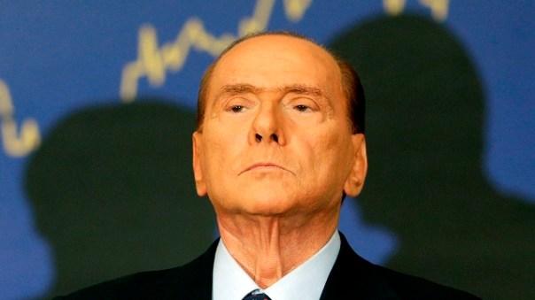 Enrico Rossi attacca Silvio Berlusconi