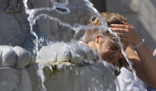 Picco del caldo, 41 gradi a Firenze ed in Toscana
