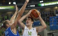 Europei di basket, Italia sconfitta dalla Slovenia